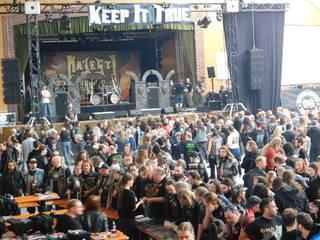 VEPPYとメタルな小部屋「ANTHEMの出演するドイツの『KEEP IT TRUE』ってどんなメタル・フェス?」