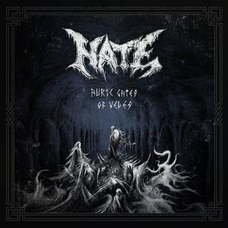 ポーランド産ブラック/デスメタル11th HATE『Auric Gates Of Veles』