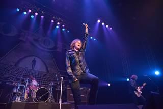 【速報】EUROPE、3夜連続の日本公演終了 極上のハードロックサウンド、日本のファンに向けたスペシャルなセットリスト