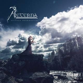ロシア産フォークメタル1st AETERNA『伝説の始まり -Legend Begins-』