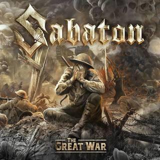 スウェーデン産パワーメタル9th、第一次世界大戦の物語 SABATON『The Great War』