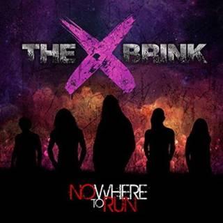 英ハードロック新人デビュー作 THE BRINK『Nowhere To Run』