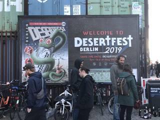 【速報】ドイツ最大級のヘヴィ・ロックの祭典「DESERTFEST BERLIN」の初日レポート