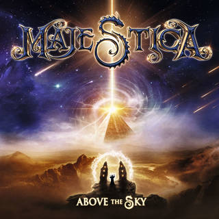 SABATONのトミー・ヨハンソン率いるメロスピ1st MAJESTICA『Above The Sky』
