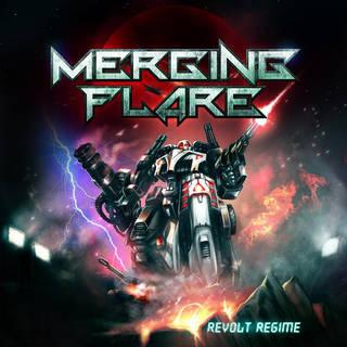 BEAST IN BLACK、元U.D.O.のカスペリ・ヘイッキネン参加 MERGING FLARE『Revolt Regime』