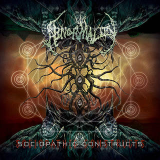 ボストン発エクストリーム・メタル3rd ABNORMALITY『Sociopathic Constructs』