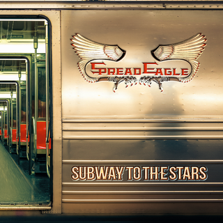 NYのHR/HMバンド、1993年以来となる3rd SPREAD EAGLE『Subway To The Stars』