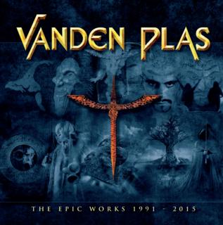 独プログレッシヴ・メタルBOXセット VANDEN PLAS『The Epic Works 1991-2015』