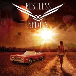 ローズ・オブ・ブラックのギタリスト、トニー・ヘルナンドのソロ・プロジェクト RESTLESS SPIRITS『Restless Spirits』