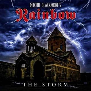 """リッチー・ブラックモア率いるRITCHIE BLACKMORE'S RAINBOWの新音源""""The Storm"""" 公開"""