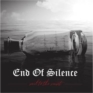 スイス産実力派メタルコア2nd END OF SILENCE『Sail to the Sunset』