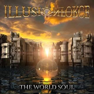 多国籍メロディック・メタル1st ILLUSION FORCE『The World Soul』