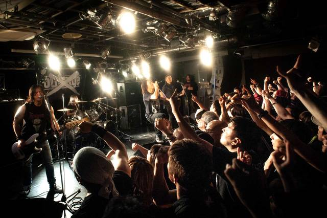 <OUTRAGE Presents N.W.O.B.H.M. 40th Anniversary Respect Live 2019>※カバー曲解説付