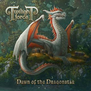 TWILIGHT FORCEの新作 『Dawn Of The Dragonstar』は2019年8月16日リリース
