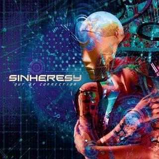 イタリア産シンフォニック/メロディック・メタル3rd SINHERESY『Out Of Connection』