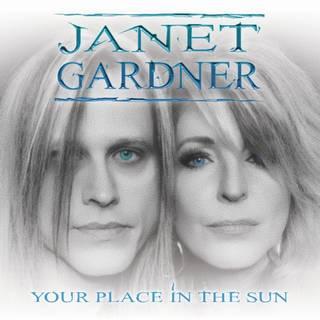 元VIXENのシンガー2ndソロ JANET GARDNER『Your Place In The Sun』