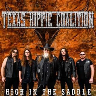 米南部メタル6th TEXAS HIPPIE COALITION『High In The Saddle』