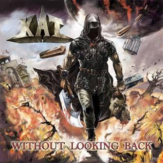 ポーランドのベテラン、パワーメタル10th KAT『Without Looking Back』