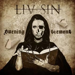 元SISTER SINのヴォーカリスト、Liv Jagrell率いるメタル・バンド2nd LIV SIN『Burning Sermons』