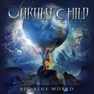 KING KOBRAのマーク・フリー、STONE FURYのブルース・ゴウディ参加、米メロディック・ハードロック7th UNRULY CHILD『Big Blue World』