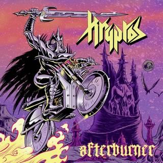 インドのヘヴィ・メタル5th KRYPTOS『Afterburner』