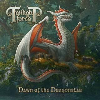スウェーデン発シンフォニック/メロディック・パワーメタル3rd TWILIGHT FORCE『Dawn Of The Dragonstar』