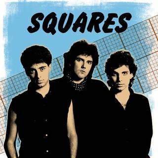ジョー・サトリアーニ在籍、初期のレア・トラック集 SQUARES feat. Joe Satriani『Best Of The Early 80s Demos』