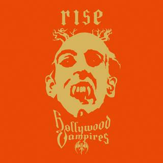 スーパー・グループ2nd HOLLYWOOD VAMPIRES『Rise』