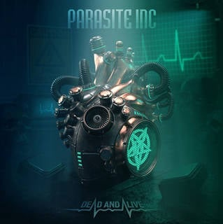 独メロディック・デスメタル2nd PARASITE INC.『Dead And Alive』