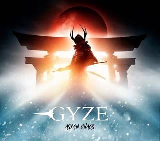 ジャパニーズ・メロディック・デスメタル4th GYZE『ASIAN CHAOS』