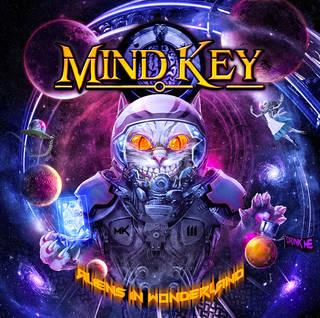 伊ナポリ出身のプログレッシヴ・メタル3rd MIND KEY『MK3 - Aliens In Wonderland』