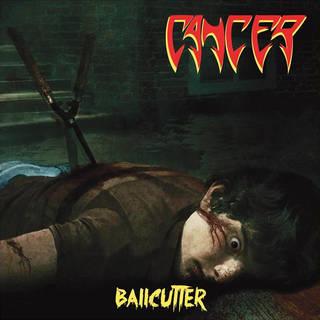 英テルフォード発デスメタル新EP CANCER『Ballcutter』
