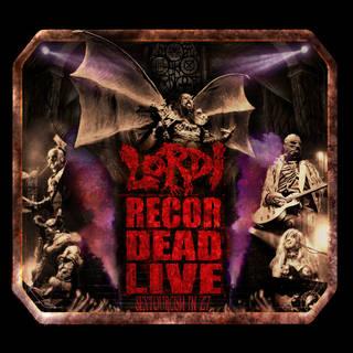 フィンランド産ハードロック・バンドのライヴ映像作品 LORDI『Recordead Live - Sextourcism In Z7』