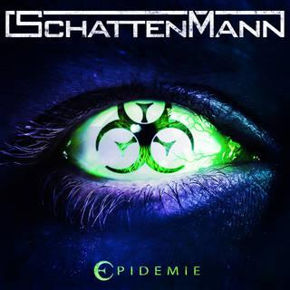 独インダストリアル・メタル2nd SCHATTENMANN『Epidemie』
