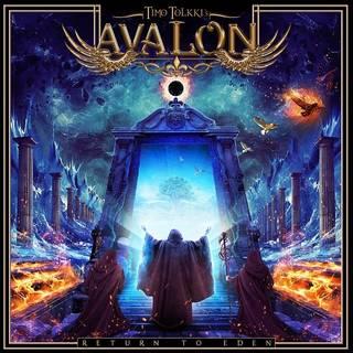 元STRATOVARIUSのギタリストによる壮大なメタル・オペラ・プロジェクト3rd TIMO TOLKKI'S AVALON『Return To Eden』