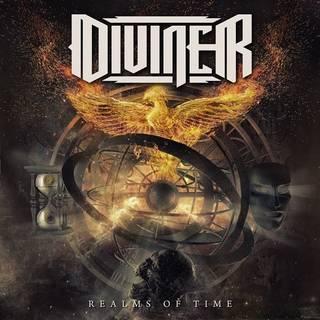 ギリシャ発メロディック・パワーメタル2nd DIVINER『Realms Of Time』