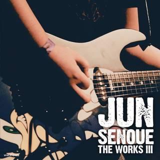 セガ所属のギタリスト、瀬上純のレア音源集第3弾 JUN SENOUE『THE WORKS III』