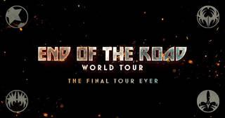 KISS来日決定か!? 『END OF THE ROAD WORLD TOUR』と記された日本特設サイトがオープン