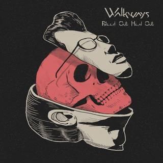 イスラエル産オルタナ・メタル2nd WALKWAYS『Bleed Out, Heal Out』