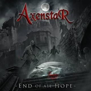 スウェーデン産メロディック・パワーメタル7th AXENSTAR『End Of All Hope』