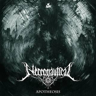 英国産ブラックメタル3rd NECRONAUTICAL『Apotheosis』