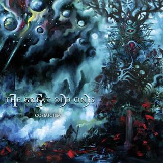 仏ポスト・ブラックメタル4th THE GREAT OLD ONES『Cosmicism』