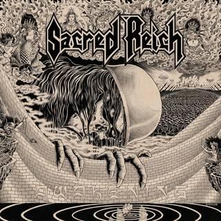 アリゾナ州フェニックス発スラッシュ・メタル5th SACRED REICH『Awakening』