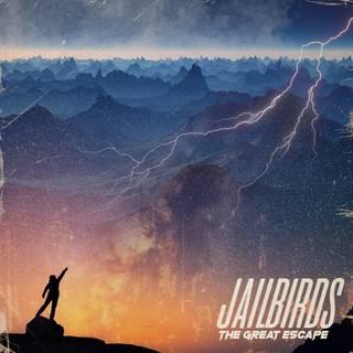 オーストラリア/アイルランド混合ハードロック1st JAILBIRDS『The Great Escape』