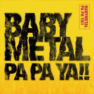 "BABYMETALが新曲""PA PA YA!!""配信リリース"