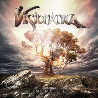 独ニュルンベルクのパワーメタル2nd VISIONATICA『Enigma Fire』