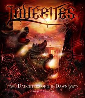 世界を翔ける日本のヘヴィ・メタル・バンド、初ライヴ作品 LOVEBITES『DAUGHTERS OF THE DAWN – LIVE IN TOKYO 2019』
