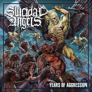 ギリシャ出身スラッシュ・メタル3年ぶり7th SUICIDAL ANGELS『Years Of Aggression』