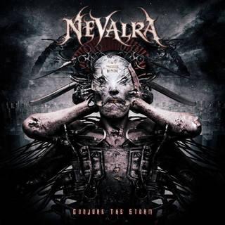 米ミズーリ州発メロディック・ブラッケンド・デスメタル1st NEVALRA『Conjure the Storm』