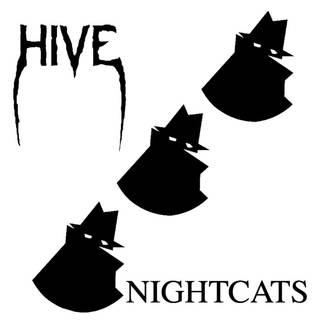 モントリオール産スラッジ/ドゥーム/スラッシュ1st HIVE『Night Cats』